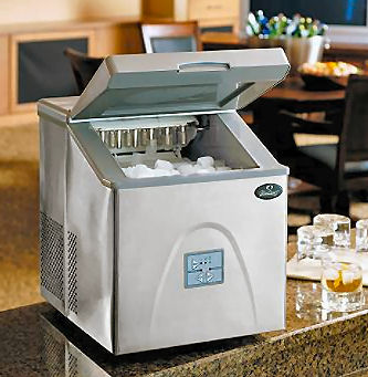 Ice Maker Features