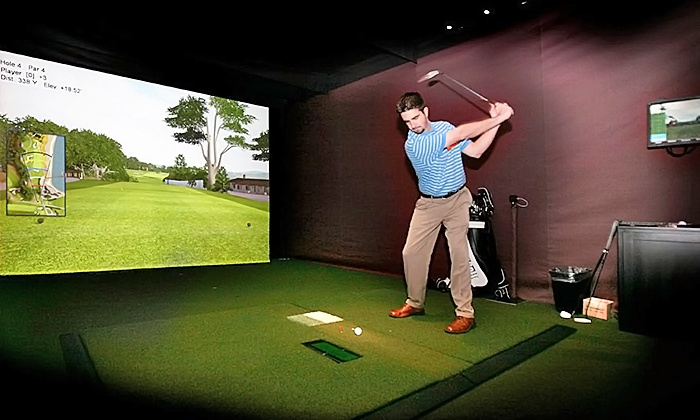 golf simulator for sale