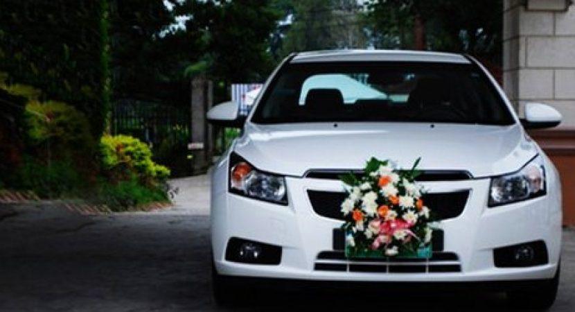 wedding car rental Singapore
